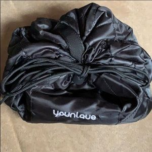 Younique Drawstring Travel Makeup Bag